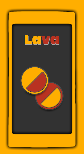 EvolveSMS Theme - Lava