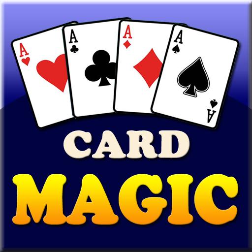 Magic Cards Magic Tricks LOGO-APP點子