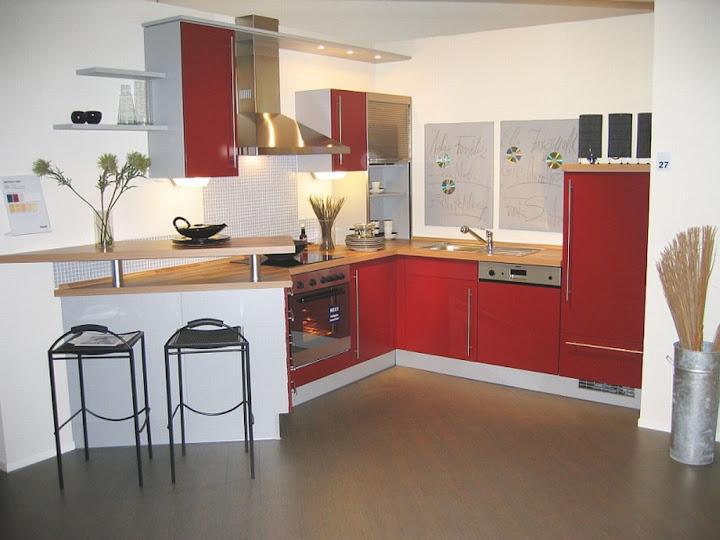trend design einbauk che k che m tresen alno gruppe neu ebay. Black Bedroom Furniture Sets. Home Design Ideas