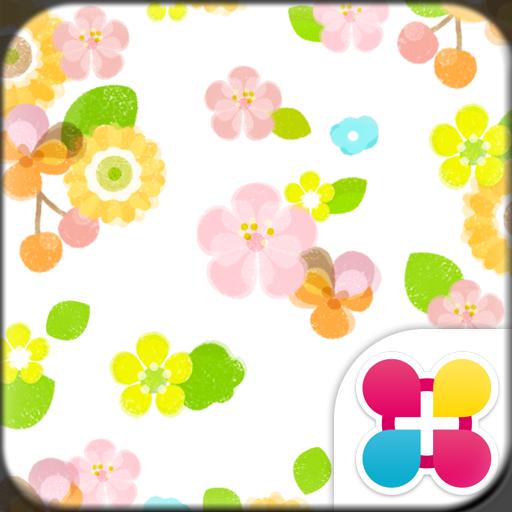 Flower Flow Wallpaper Theme Icon