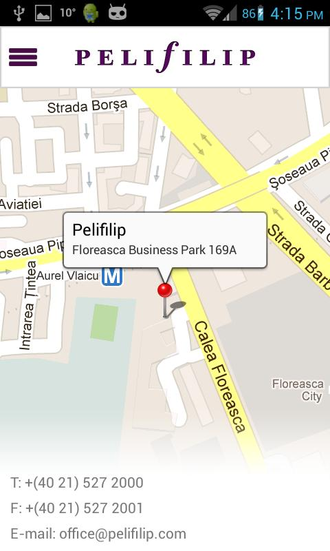 PeliFilip- screenshot