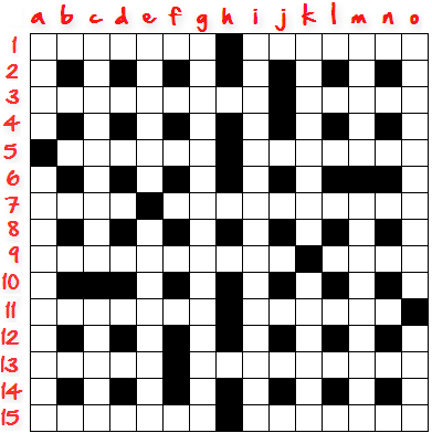 How To Create Crossword Grid Step10
