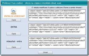 codice-html-videochat