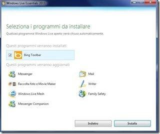 windows livee essentials 2011 installer