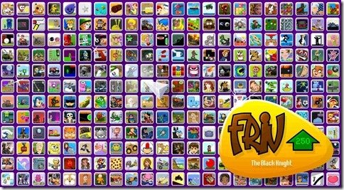 Friv 2 per più di 250 giochi gratis in flash (browser ...