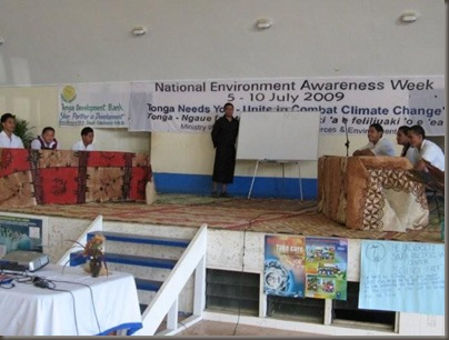 Enviroment Awareness Week