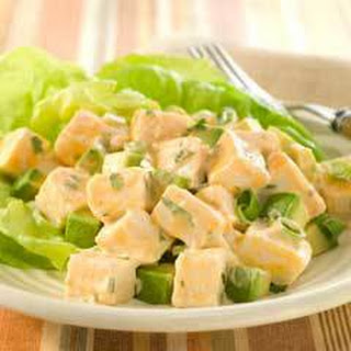 South-of-the-border Chicken Salad.