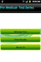 Screenshot of AIPMT 2014