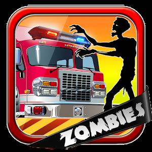 Zombies extreme Fire Truck LOGO-APP點子