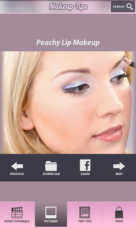Makeup Tips PRO - screenshot