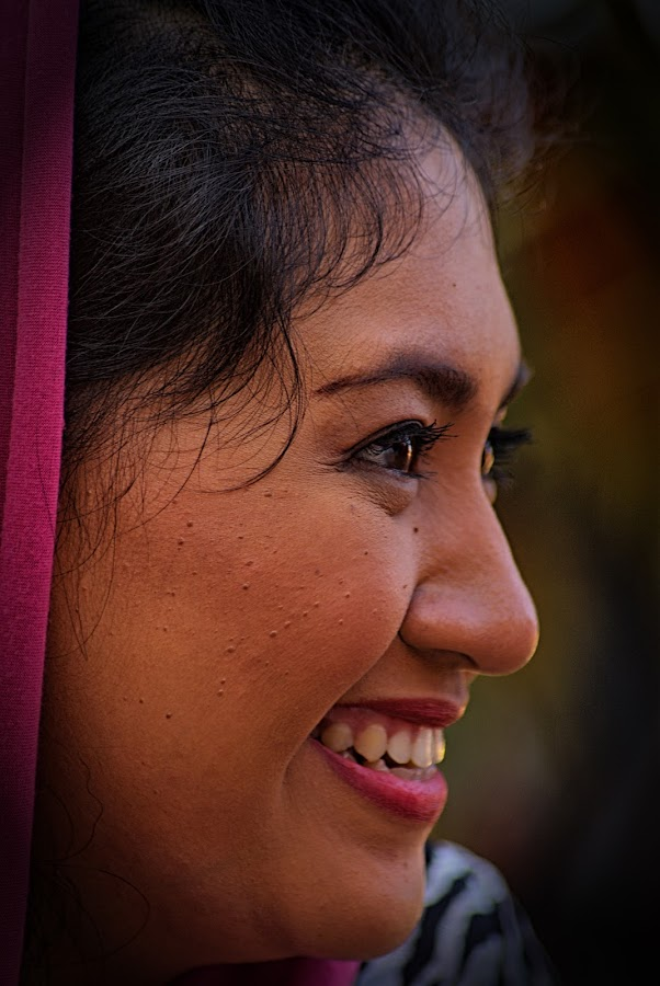 smile by Hartono Wijaya  - Novices Only Portraits & People ( woman, people,  )