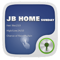 JB Home GO Locker Theme 1.00