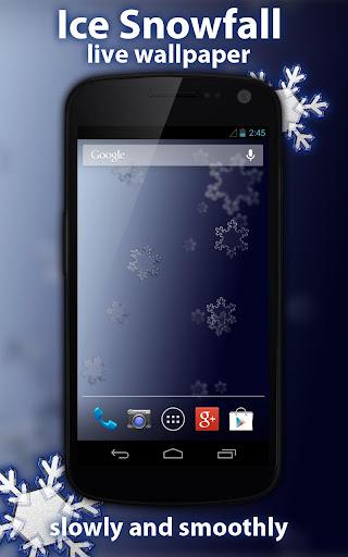 玩個人化App|冰降雪免費LWP免費|APP試玩