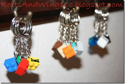 lego key chains 2