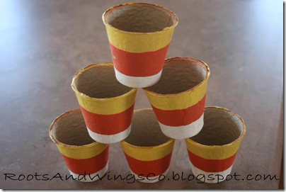 candy corn cups 1