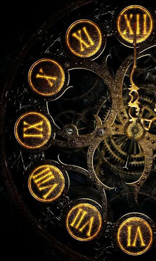 Mechanical Clock LWP