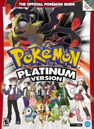 Download [pdf] pokemon platinum: the official pokemon strategy guide ….