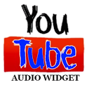 Youtube AudioPlayer Widget icon
