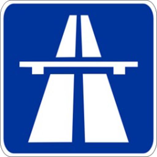 Dálnice a silnice LOGO-APP點子