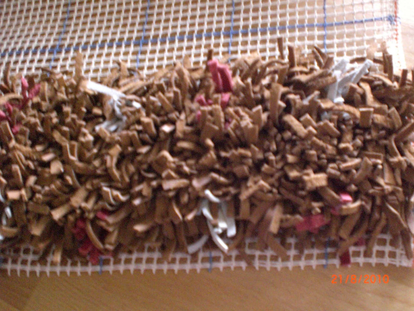 canevas pour tapis