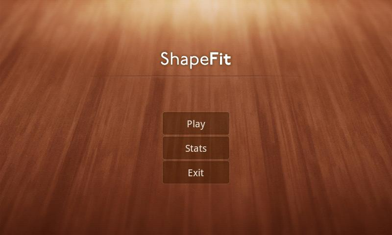 ShapeFit Free - screenshot