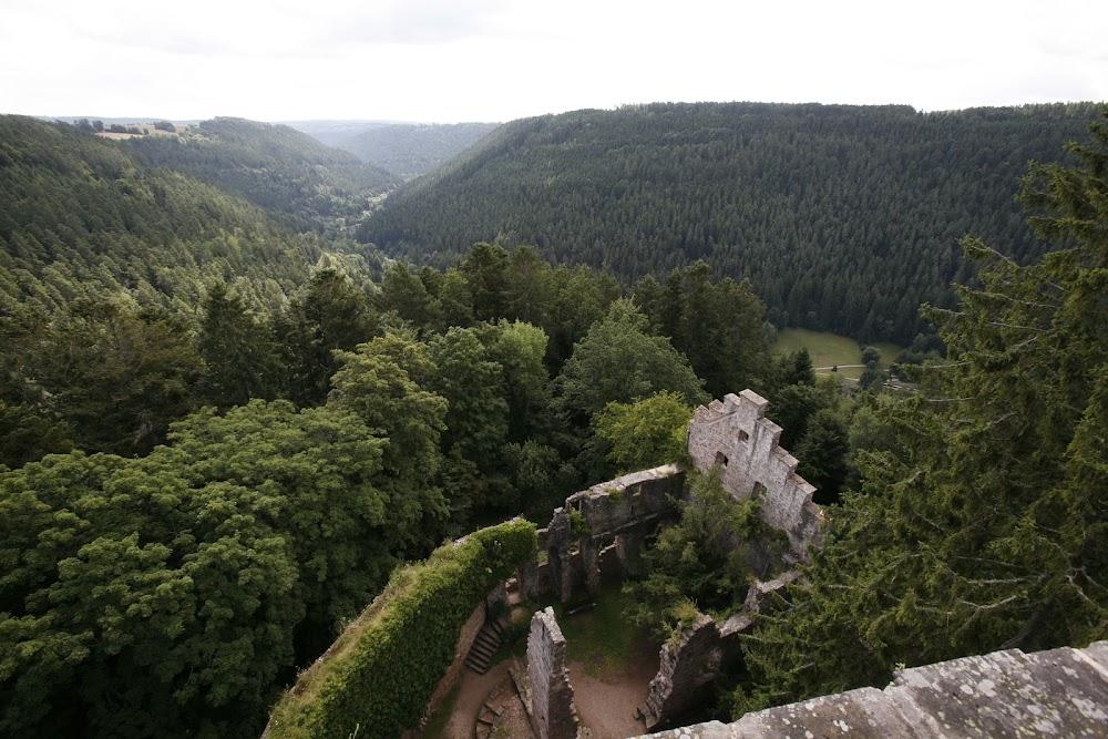 Burgruine Zavelstein