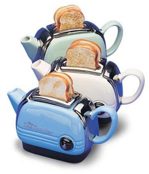 Innovative Concepts in Lifestyle - Kettle Toaster