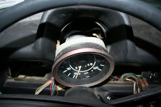 Speedometer Woes Resolved! | Andrew's VW Blog
