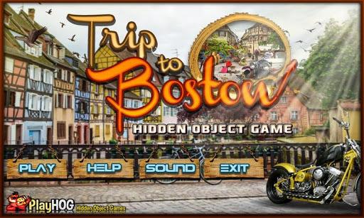 Trip to Boston - Hidden Object
