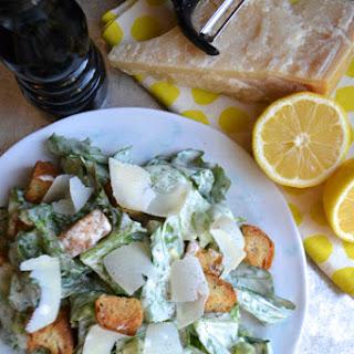 Caesar Salad {Video}