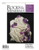 Rocks & Minerals, Vol, 85(6)