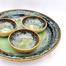 pottery dishes for tapas