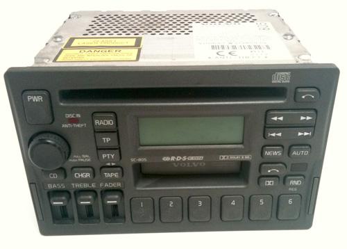 volvo sc805 code - audio and video - volvospeed forums