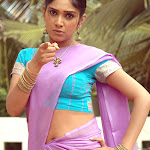 New Actress in Half saree
