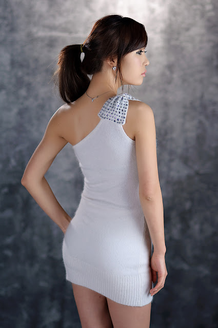 idolretouch: Sexy Elegant Model Kim In Ae (김인애)!