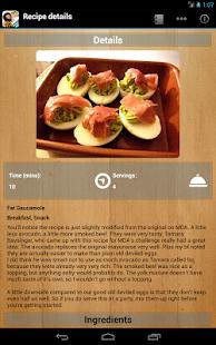 Paleo Diet Pro- screenshot thumbnail