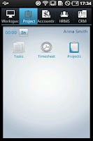 Screenshot of kpi.com Simple ERP