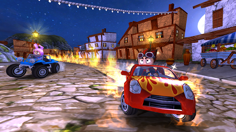 Beach Buggy Racing v1.2.14 [Mod]