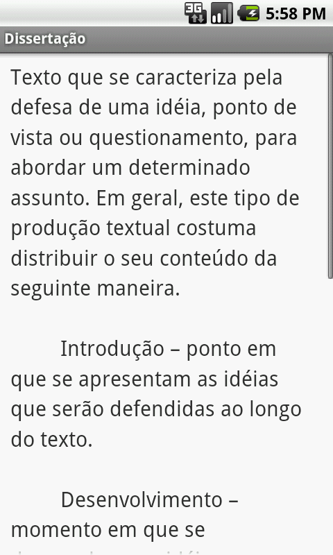 Manual de Redação- screenshot
