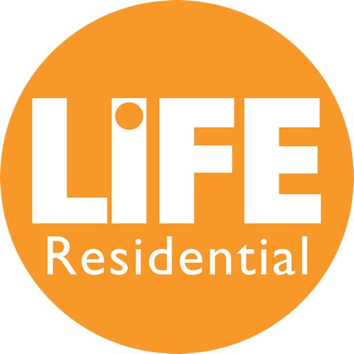 Life Residential LOGO-APP點子