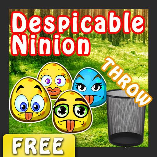 卑劣なNinion - 無料 街機 App LOGO-APP試玩