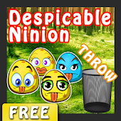 Download Full Despicable Ninion FREE  APK