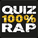 Quiz 100% Rap icon