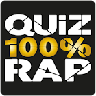 Quiz 100% Rap icon