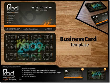 Business_Card_Template_by_Krzyho