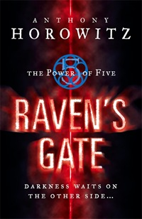 Ravens Gate cover Horowitz