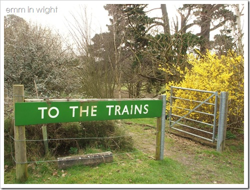 Isle of Wight Steam Railway 14