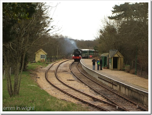Isle of Wight Steam Railway 20