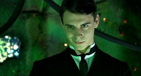 Harry Lloyd for Nicholas Sayre!!!