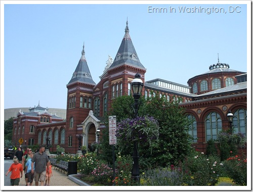 Smithsonian Arts and Industries Building